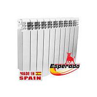 Радиаторы алюминиевые Esperado Intenso 500/80