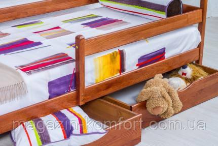 Кровать Марио с дополнительным ограждением
