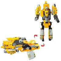 Трансформер бластер Kaineng Kronos Toys SB452 Желтый tsi54595, КОД: 286060