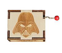 Музыкальная шкатулка Ben Wooden из дерева ручной работы Звездные войны BW2010, КОД: 1332254