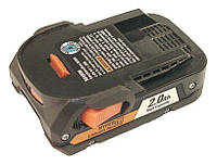 Аккумулятор для шуруповерта AEG 4932352654 2.0Ah 18V Черный 897544, КОД: 1098921