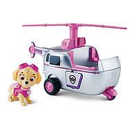 Paw Patrol Щенячий патруль Скай и вертолет  Skye's High Flyin' Copter