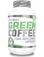 Антиоксидант и ускоритель обменных процессов BioTech Green Coffee (120 капс)