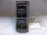 Блок управления стеклоподъемниками,4 кнопки,lanos ланос оригинал GM 96286714