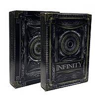 Карты для игры в покер Ellusionist Infinity krut0701, КОД: 258460