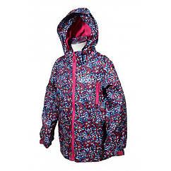 Демисезонная термо куртка Pidilidi для девочек 158 см 973-01 Разноцветный hubugTR54498, КОД: 1143229