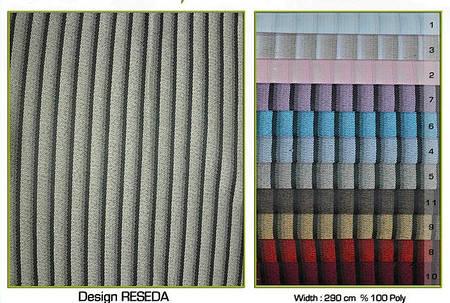 Ткань для штор Reseda