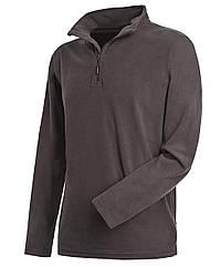 Мужская флисовая кофта Stedman ST5020 S Серый sm0006, КОД: 944001