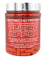Жиросжигатель Scitec Nutrition Turbo Ripper (200 капс)