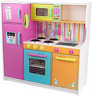 KidKraft Игровая кухня Радуга Deluxe Rainbow Kitchen Toy