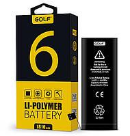 Аккумулятор Golf для iPhone 6 Plus Батарея 2750 mAh mAh