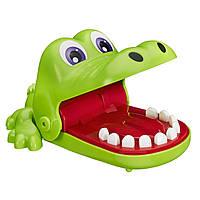 Hasbro Настольная игра для малышей Крокодил Дантист Elefun & Friends Crocodile Dentist Game