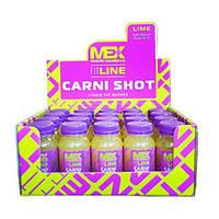 Жиросжигатель MEX Nutrition Carni Shot (20 x 70 мл)