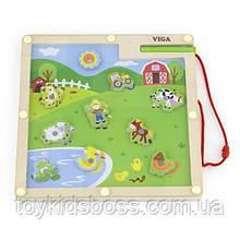 """Гра Viga Toys """"Ферма"""" (50193)"""