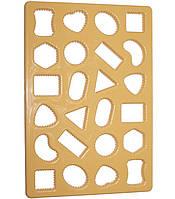 Форма Cookie Cutter для печенья 33х23 см на 24 ячейки SL-ZN2161psg, КОД: 168228