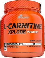 Л-карнитин Olimp Labs L-Carnitine Xplode (300 г)