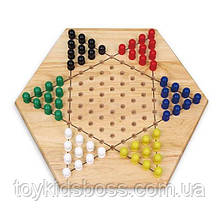 """Гра Viga Toys """"Китайські шашки"""" (56143)"""