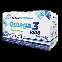 Комплекс незаменимых жирных кислот All Nutrition Omega (60 капс)