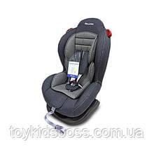 Автокрісло Welldon Smart Sport (графітовий/сірий) BS02N-S95-001