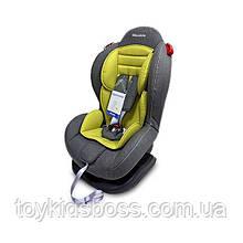 Автокрісло Welldon Smart Sport (сірий/сірий) BS02N-S95-002