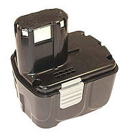 Аккумулятор для шуруповерта Hitachi BCL 1415 3.0Ah 14.4V Черный 456642, КОД: 1098866