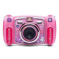 VTech Детский фотоаппарат с двумя камерами розовый Kidizoom DUO Camera Pink