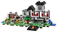 LEGO Minecraft Крепость The Fortress Building Kit 21127