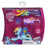 My Little Летающие пони Радуга Pony Zoom n Go Rainbow Dash Doll, фото 3