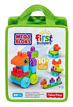 MEGA Bloks First Builders Перші будівельники Пригоди тварин Animal Adventures Playset CNH10