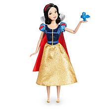 DISNEY STORE Принцессы Диснея Белоснежка и птичка Snow White Classic Doll with Bluebird Figure