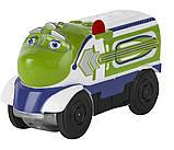 Chuggington Игровой набор Коко в порту Моторизованный StackTrack Motorized Drop and Load Dash, фото 8