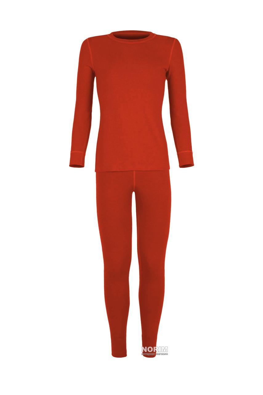 Термокомплект подростковый KIFA для девочки (КДД-201) Красный