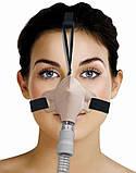 Маска для лучшего сна с аппаратами CPAP Stoff-Maske Sleep Weaver, фото 2