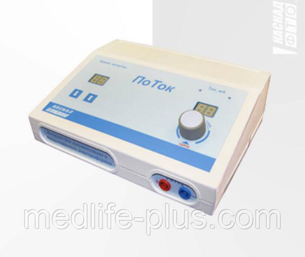 Аппарат для лекарственногого электрофореза «ПоТок»