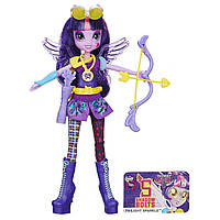 My Little Pony Девочки Эквестрии Твайлайт Спаркл из серии Темномолнии Equestria Girls Archery Cp Twilight Sparkle Doll