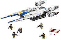 LEGO STAR WARS Истребитель Повстанцев Rebel U-Wing Fighter 75155, фото 1