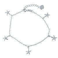 Серебряный браслет SilverBreeze без камней 1952832, КОД: 1194535