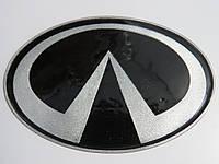 Антиковзаючий силіконовий килимок на торпедо з логотипом Infiniti