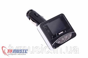 FM модулятор Sertec FM-221