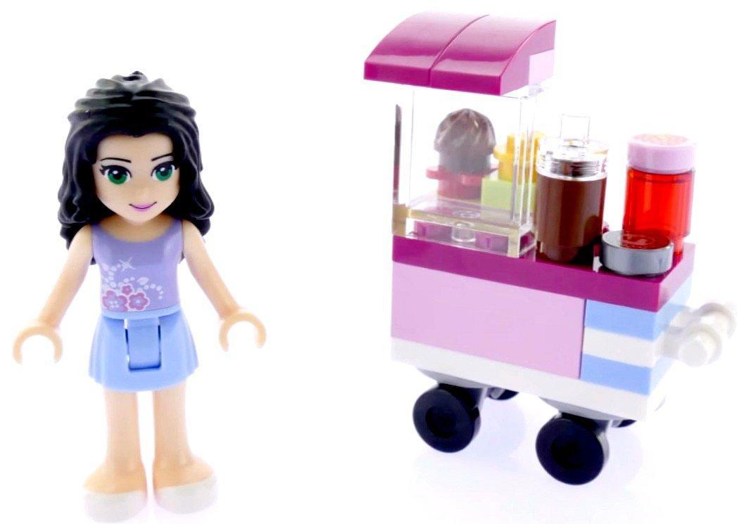 LEGO Friends Тележка с кексами Cupcake Stand 30396