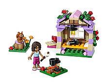 LEGO Friends Будиночок Андреа в горах Andrea's Mountain Hut 41031