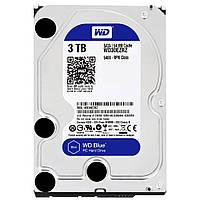 Жесткий диск 3.5 3TB Western Digital WD30EZRZ, КОД: 1163381