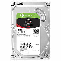 Жесткий диск 3.5 4TB Seagate ST4000VN008, КОД: 1163613
