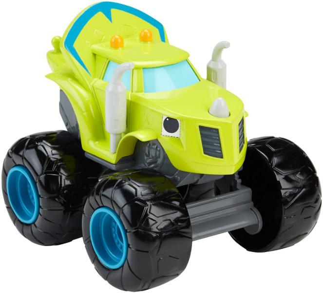 Fisher-Price Чудо-машинки Говорящий Зег Nickelodeon Blaze and the Monster Machines Talking Zeg