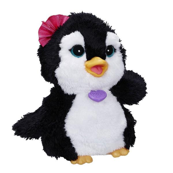 FurReal Friends Интерактивный домашний пингвинчик Смотри на мой танец Happy to See Me Pets Piper My Dancing