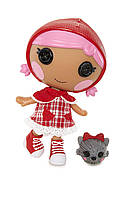Lalaloopsy Малышка лалалупси Красная шапочка Littles Doll Cape Riding Hood