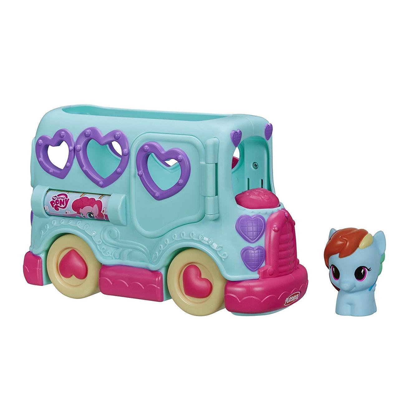 My Little Pony Автобус дружбы Рейнбоу Дэш Rainbow Dash Friendship Bus