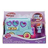 My Little Pony Автобус дружбы Рейнбоу Дэш Rainbow Dash Friendship Bus, фото 2