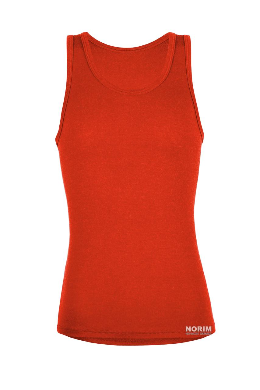 Термомайка детская KIFA для девочки (МДД-211) Красная