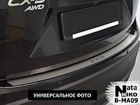 Накладка на задний бампер BMW M5 (E60) 2006-2010